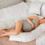 těhotenský kojící polštář