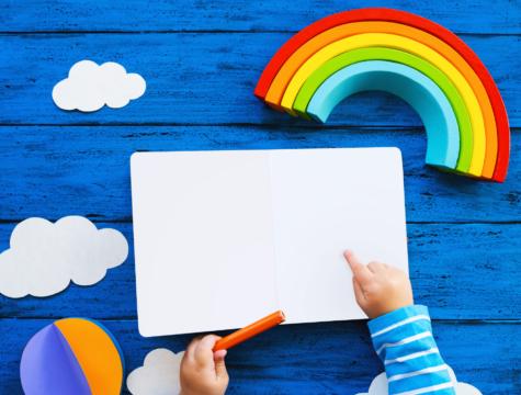 děti kreativita