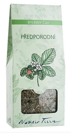 předporodní bylinný čaj