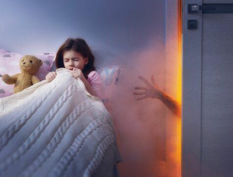 dětské noční můry