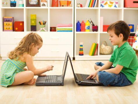 děti a počítače